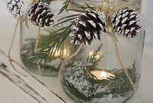 Winter/Holiday ideas / by Alicia Bracco