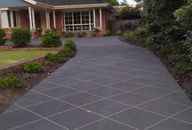 Natural Stone Driveway / Natural Stone Driveways and Pathways design ideas