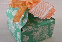 Gift box board
