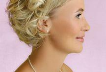 Bride Hairstyles Short Diadema