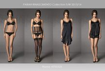Parah Rinascimento Collection F/W 2013 / #lingerie Collection