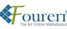 Fourerr / http://www.fourerr.com is the $4 online marketplace where people can buy and sell all kind of things for just $4
