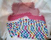 Crochet kitchen stuff