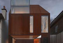 Steel Modern Villa Architecture