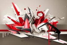 3d Type / by Tristan Poulter
