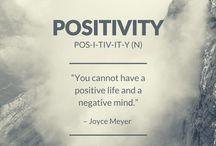 Positivity !!!