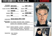 S. H. I. E. L. D
