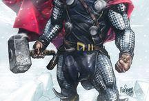 Odin's son / by Anthony Peluso
