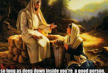 Things Jesus never said...