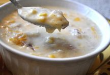 Recipes-Soups and Chowders / All things soup and chowder