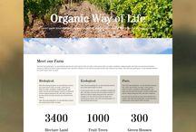 Agriculture WordPress Themes / WordPress Themes rund um das Thema Farm und Natur