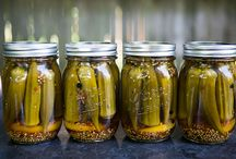 Pickle and preserve projects / Pickling; Preserves
