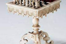 Chess board DIY