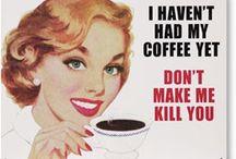 coffee / by Diane Hennen Design
