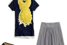 Cute {Outfits} / by Kris Hughes