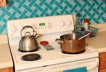 Kitchen fun and organization / by Jayshaun