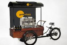 coffe bike
