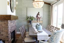 {TX home} dining room