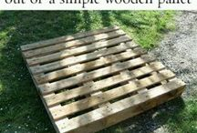 Pallet Projects / by Amanda Russell