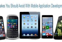 Mistakes need to be avoided when developing Mobile Application