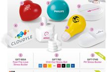 Stress balls, stress busters, branded stress balls, novelty branded stress gifts