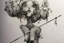 Alive Sketches