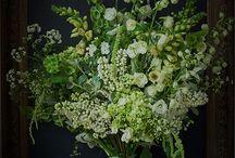 Kvety - viazanie kytíc, dekorácie