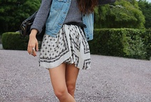 style inspiration / by Hannah Magsayo