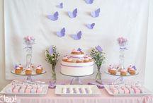 Mis mesas de postres y dulces