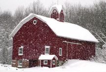 I love....Landscapes and barns / So old and so good / by Sandy Kohring