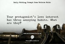 Writing Prompts / by Writing Inspiration
