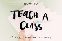 101 Teaching/Training / by Bastiani