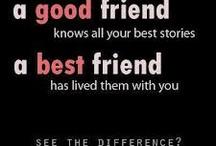 cytaty i przyjaźni