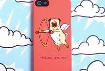 We Pugging love you! / Pug love!