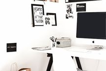always ♥ working space