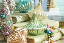 Dreaming of a Pastel Christmas / by Rebecca Spencer
