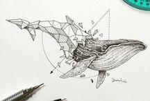 geometrikus rajzok