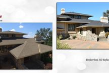 Before & After: Cool Roof