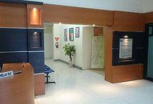 pintu masuk klinik