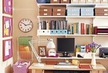 My Home Office / by Rebecca Deering