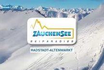 Ski Amade - Zauchensee ist live dabei! / Zauchensee ist live dabei in österreichs größtem Skivergnügen Ski Amadé mit mehr als 760km Pisten und 270 Liftanlagen!