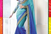 Bollywood replica fancy sarees 7141 to 7149 / For inquiry Call or Whatsapp @ 09173949839