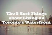 Toronto Waterfront / Events, Restaurants, Things to do, Condos