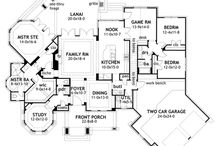 Floor Plans / Dream floor plans