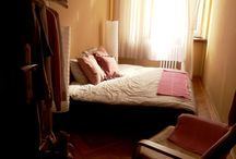 ROOM#3 Private room with double bed /  I offer you private room with shared bathroom, no access to kitchen. The room has one, big double bed. In the case of more people, they can share other rooms. The place is quiet, clean and warm. The price includes: -internet -towel -fresh linen -kettle, tea, coffee