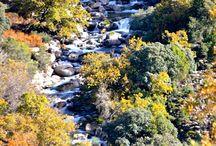 GARGANTA LA HOZ / Gargarta Natural cerca de Vuillanueva de La vera. Turismo Extremadura.  Comarca de La Vera.  www.veraguaocio.con Fotovia: rutamania.com