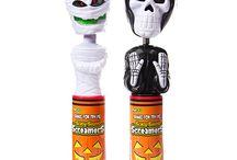 Spoooooky Halloween Candy!