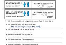 Inglês activity
