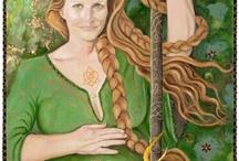 Goddess / by Ylspyth Ravensong