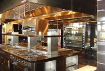 Commercial kitchen design